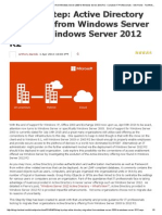 Step-By-Step_ Active Directory Migration From Windows Server 2003 to Windows Server 2012 R2 - Canadian IT Professionals - Site Home - TechNet Blogs