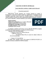 Proiect Practica - BRD Groupe Societe Generale