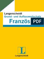 Langenscheidt Grund- Und Aufbauwortschatz Französisch p1-30