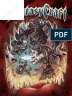 Fantasy Craft (2nd Printing) (Oef)