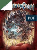 Fantasy Craft (2nd Printing) (Oef)