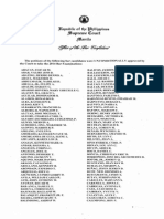 List of Unconditionally/Conditionally Approved Candidates