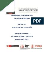 66. Prof. Barreda - Victoria Quispe Itucayasi