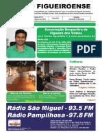 O Figueiroense, n.º 1 (16 de agosto de 2014)