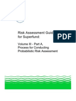 Risk Assessment Guidance for Superfund