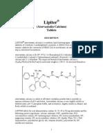 2006-4254b_16_02_KP Atorvastatin Label FDA 8-7-06