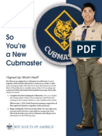 Cubmaster Leader Introduction