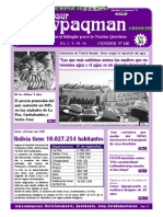 Revista Conosur Ñawpaqman 148