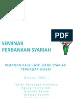 data . Seminar 1bank syariah