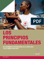 Los Principios Fundamentales del Movimiento Internacional de la Cruz Roja y de la Media Luna Roja