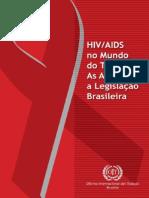 Hiv - Aids No Mundo Do Trabalho