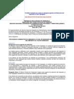 358 SENIAT Providencia 0030 Agentes de Rentencion IVA 20-05-12