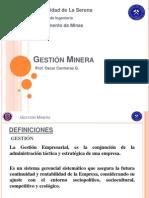Gestion Minera I