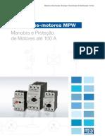 Catálogo WEG Disjuntor-Motor