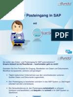 Digitaler Posteingang in SAP