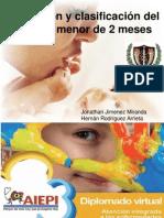 Evaluación y Clasificación Del Lactante Menor de 2