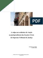 Jurisprudencia STJ Direito Estradal Culpa Nos Acidentes de Viacao