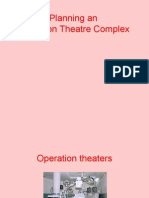 Planning an Operation Theatre Complex