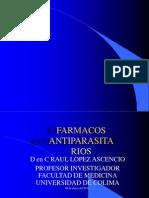 Farmacos-antiparasitarios
