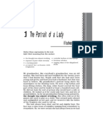 NCERT Class 11 English the Portrait of a Lady