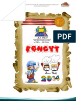 Proyecto Fencyt Eureka 2014- Salpicon de Quinua