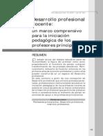 Dialnet-DesarrolloProfesionalDocente-2292729
