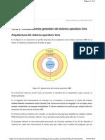 Cap 2.Arquitectura Del Sistema Operativo Unix
