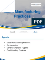 Good Manufacturing Practices Pp