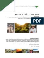 Proyecto Rio Loco
