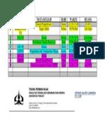 Jadwal Semester 7