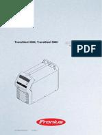 TST3500-5000 manual