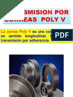 Clase 15 -Correas Poly V