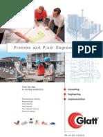 Glatt Plant Engineering