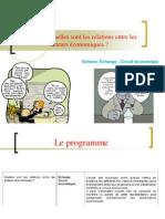 Thème 2 2014-2015- Quelles Relations Entre Les Acteurs Éco