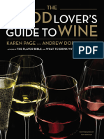 Food Lover's Guide to Wine, The - Karen Page