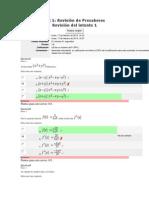 Retroalimentacion evaluaciones CI2014