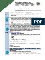 PLAN DE AULA IP. 4° Y 5° ARTISTICA - PI