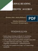 alergi antibiotik