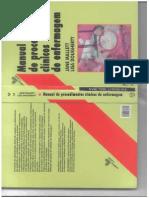 Manual de Procedimentos Clinicos de Enfermagem Capa