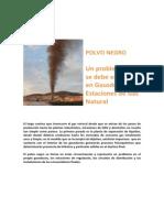 Polvo Negro en Los Gasoductos