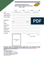 Form Pendaftaran PKPA