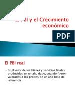 El PBI y El Crecimiento Económico