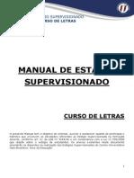 Educacao Manual Estagio Letras