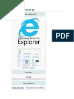Internet Explorer 10_Modelo de Objetos Componentes