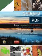 Arts & Ideas Art*Island Booklet