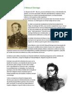 General Manuel Dorrego