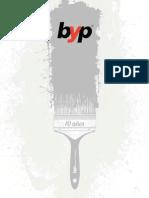 Catalogo Byp 2014