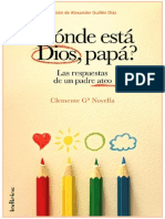 Dónde Está Dios, Papá-Clemente Ga Novella
