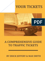 22281816 Fight Your Tickets a Comprehensive Guide to Traffic Tickets (Canada)