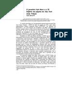 O Jornalista Karl Marx e o II Império Nas Páginas Do New York Daily Tribune Rev. Lutas Sociais, V. 13-14, 2005.